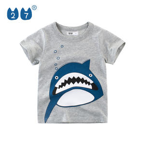 Wholesale Modern Popular Design Little Boys Summer Boutique Clothing