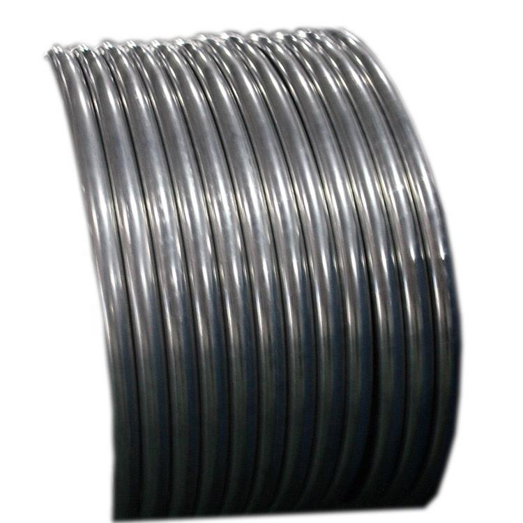 AISI Stainless Pipe Competitive Price Hot Sale Stainless Steel Flexible Gas Pipe Coil