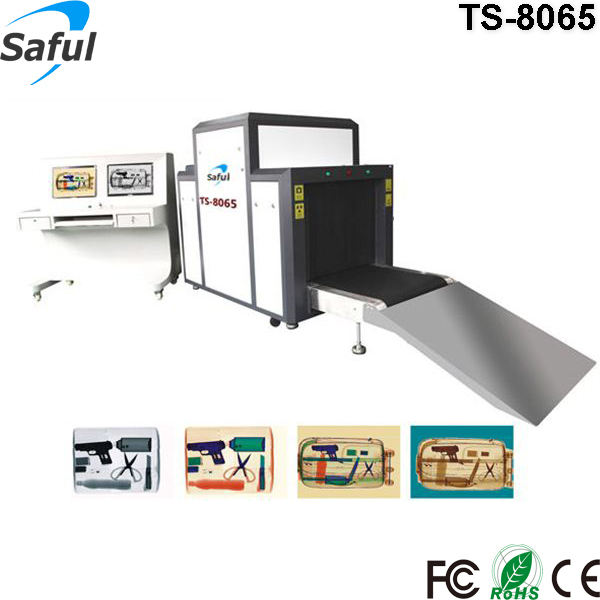 X-ray cargo security inspection machine( model: TS-8065)