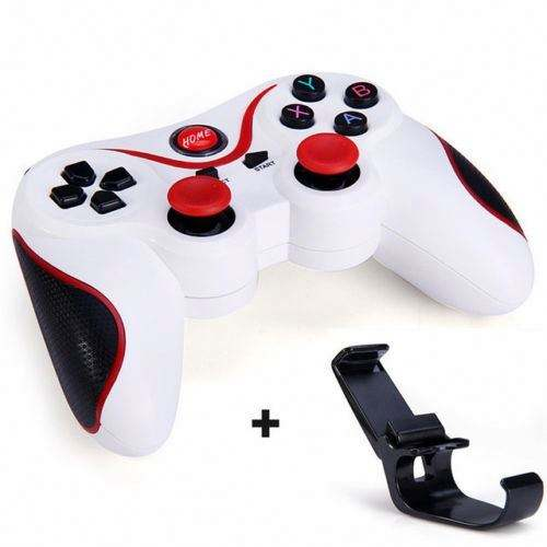 Wholesale Terios T3 X3 Wireless Joystick Gamepad Game Controller BT BT3.0 Tablet TV Box Holder Joystick For Mobile Phone