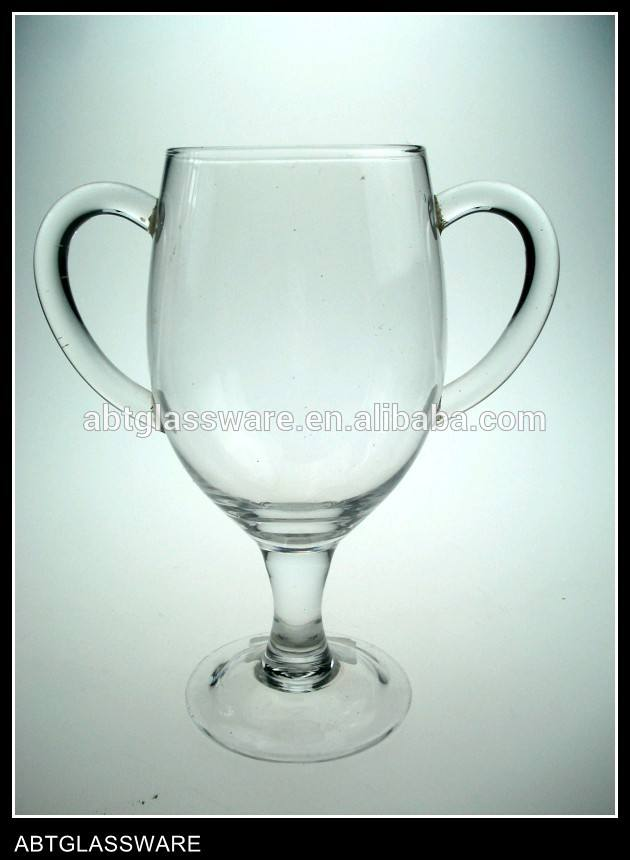 ABT Glassware factory folding wine glass glassware