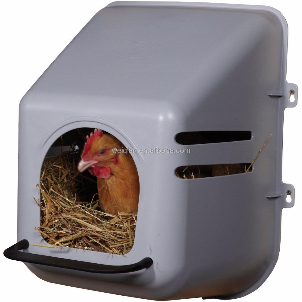 WEIQIAN Single Chicken Nesting Box for Bird