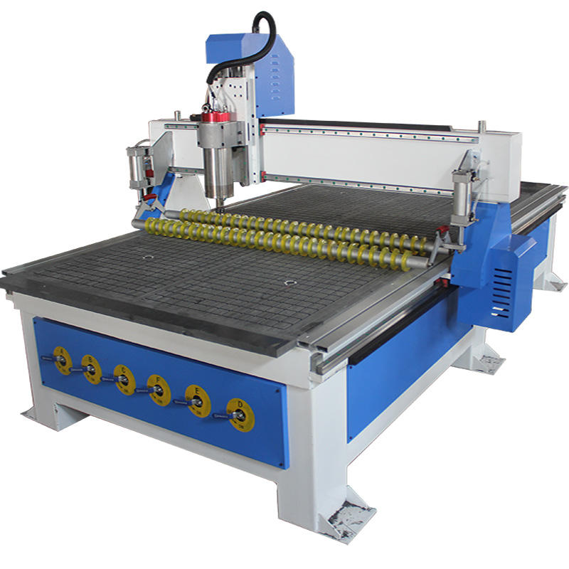 5.5KW Carving Machine woodworker carvers 1325 CNC cutting machine, automatic electric tools, all accessories made in China