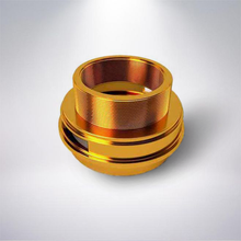 custom machining parts brass cnc lathe