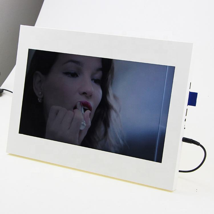 Hot Sexy HD 14.1inch Big LCD Screen MP4 Player Video Card with SD/Flash Card