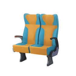 Fashionable ride on car 2 VIP Generous Business bus fold seat