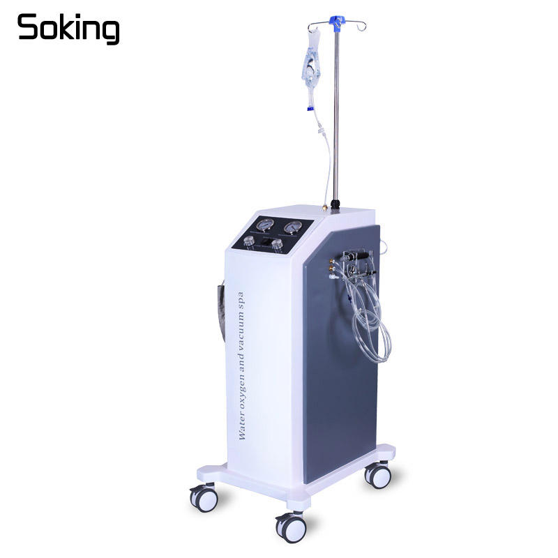 Salon use facial machine almighty oxygen jet peel skin rejuvenation/water oxygen therapy facial machine