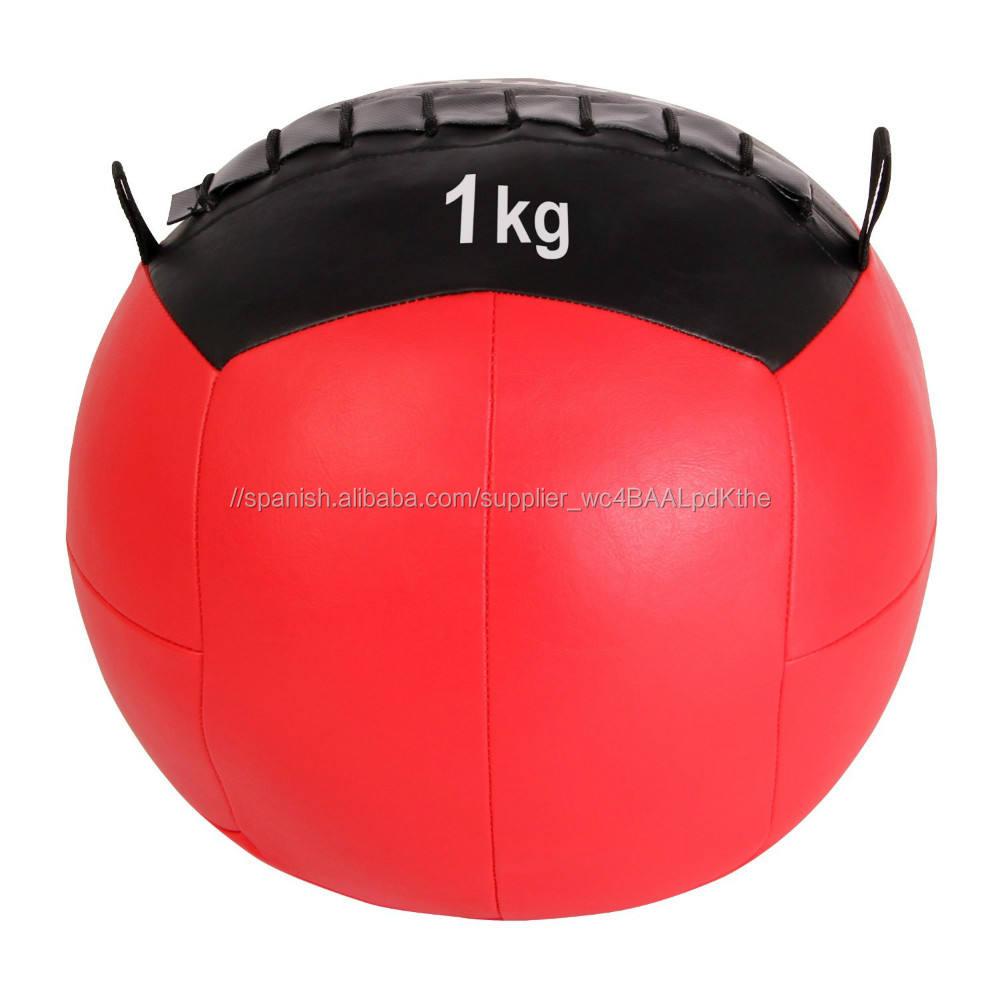 barnett Balón medicinal para los ejercicios de FUNCTIONAL FITNESS, core <span class=keywords><strong>training</strong></span> y para el desarrollo de la potencia muscular