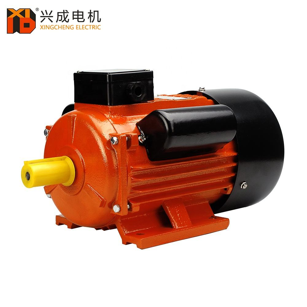 YC Series Single-상 AC 유도 Electric Motor 220 v-240 v 3hp 2.2KW 1750 RPM single- 상, biphasic, YC112M-4