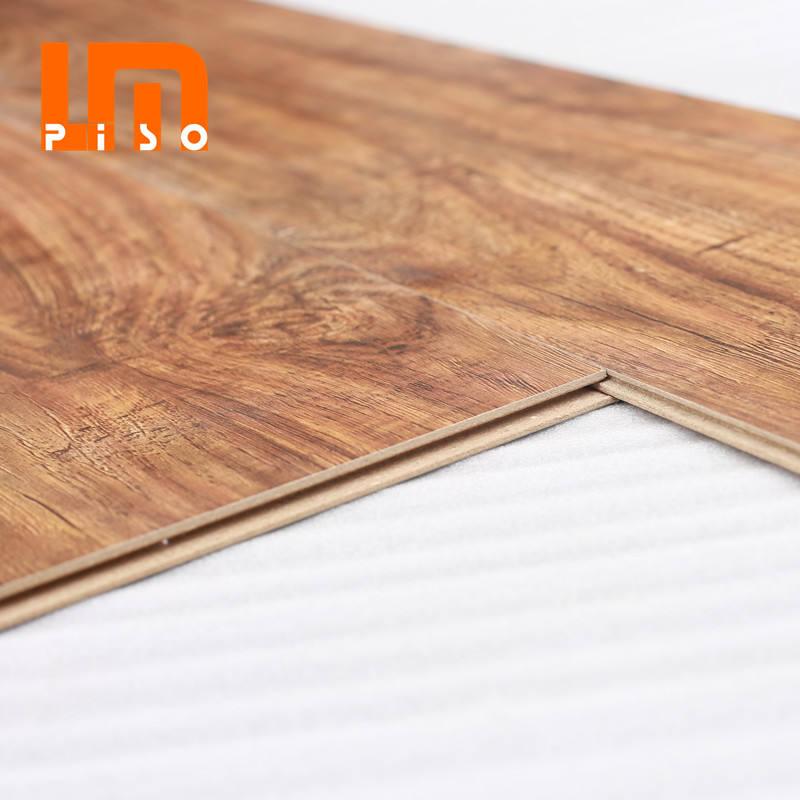 Proyecto de muebles fuente 8mm 12mm tejido no tejido laminado bolsa de pisos laminados de madera