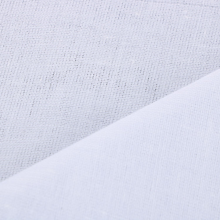 New Product 3 Yards x 45 Chiffon Interfacing White Woven Fusible INTERFACING Med Weight