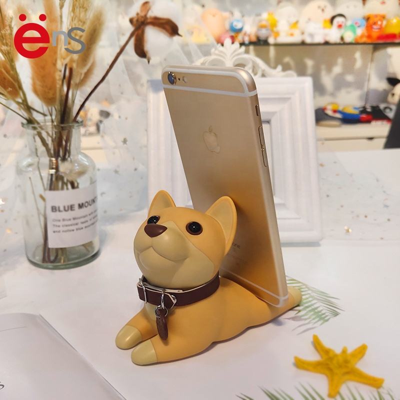 Humanized Design Durable Cute Realistic Mobile Phone Holder