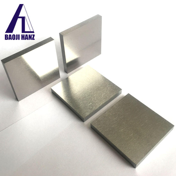 ASTM B760 w1 2mm tungsten sheet/plate