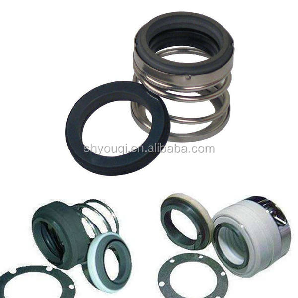 Water pump mechanical Oil seals Stainless steel shaft water Oil seal for Control sealing