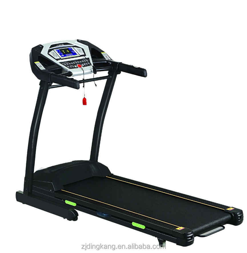 USA leeson motor deluxe stationary home gym treadmill 8008ES