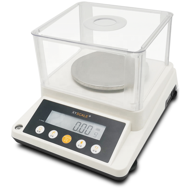 digital weights scales 0.01g electronic spring balance connect to computer