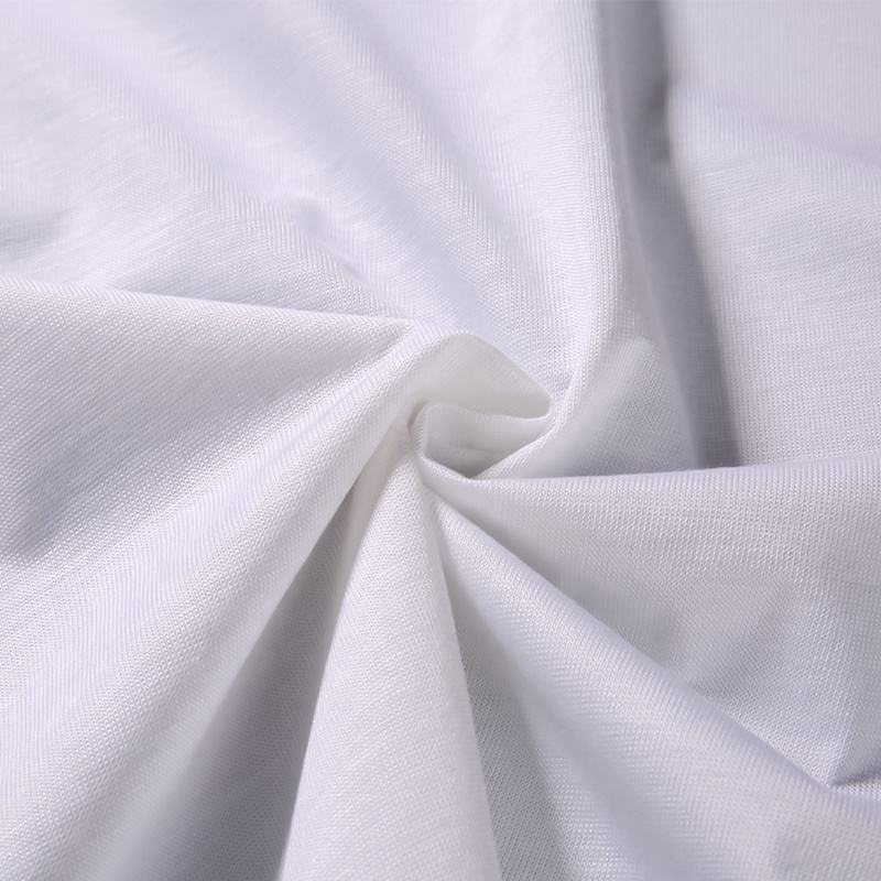 bed bug proof waterproof PUL fabrics 100% cotton jersey laminated fabrics TPU polyurethane laminated fabrics for bedding