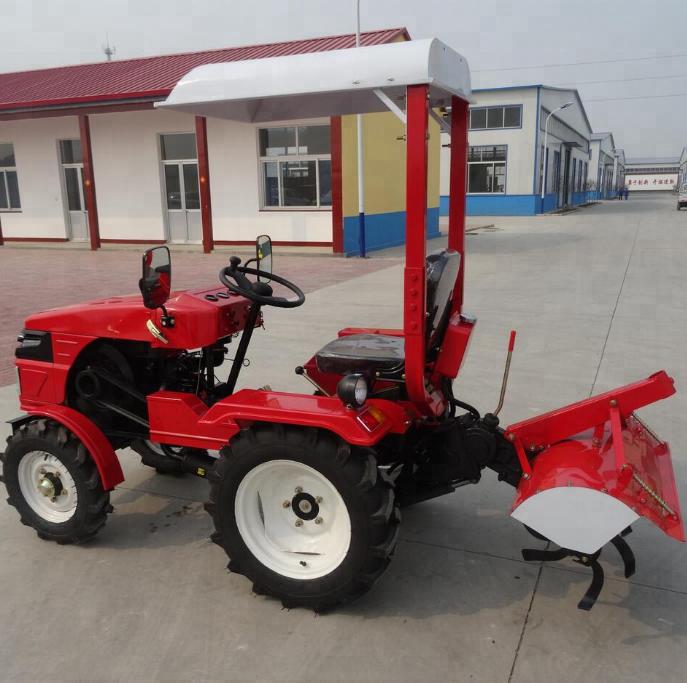 mini four wheel farm tractor / Agricultural machinery equipment