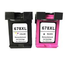 remanufactured ink cartridge 678