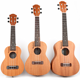 Wholesale High Performance Concert Tenor Small Guitar Ukulele
