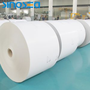 Paper reel in sheet from larggest industry zone