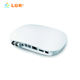 China manufacture dvb s2 android tv box 2*USB 2.0 Embedded two Host iptv box with skype camera