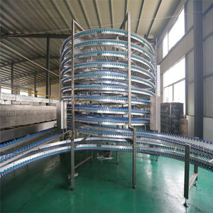 Stainless Steel Roti Spiral Cooling Tower Di Cina Produsen
