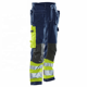 cheap China hi vis safety cargo work pants reflective