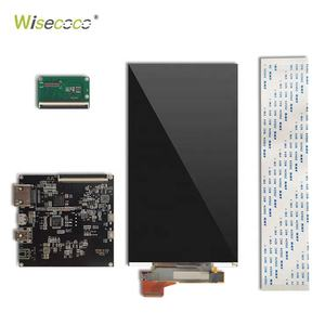 60pin display mipi high resolution 806 PPI 5.5 inch 4K 2160X3840 lcd module H546UAN01.0 Model