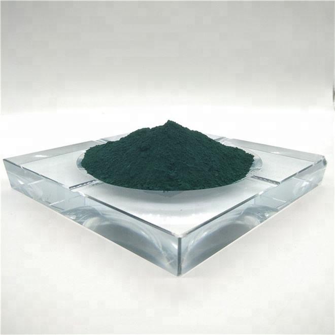 Epoxy bodenbelag pigmente ferric grün 835 für keramik farbe