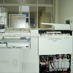 Reconditioned noritsu qss3300 digital minilab photo printing machine , used ,reconditioned welcome test machine in china
