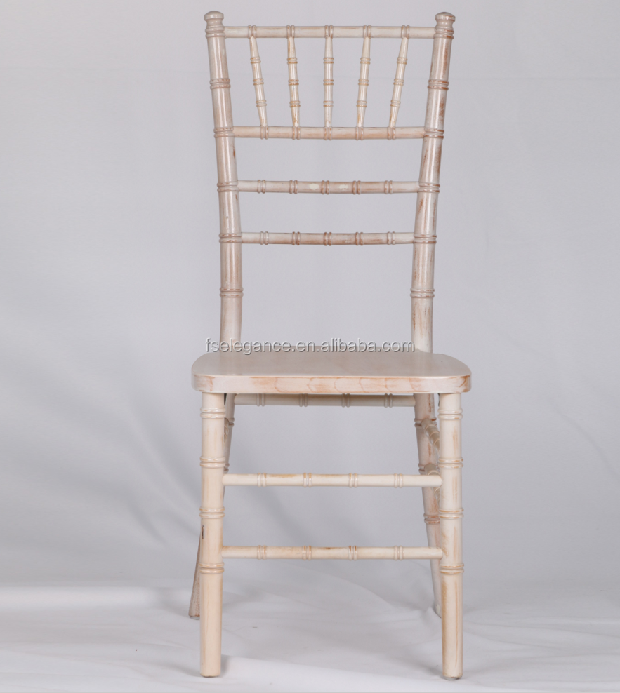 wood wedding stage tiffany western bamboo limewash party event fancy chiavari chair for wedding