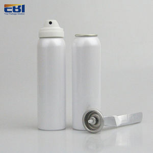200ml Aluminum Continuous Spray Sunscreen bottles Aerosol Cans Wholesales