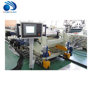 High output Polyethylene(PET PC PE) Blown Film Extrusion Machine Line to Produce Plastic Bag or Sheet Film