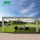 Sunshade waterproof customized outdoor gazebos tent 6x6