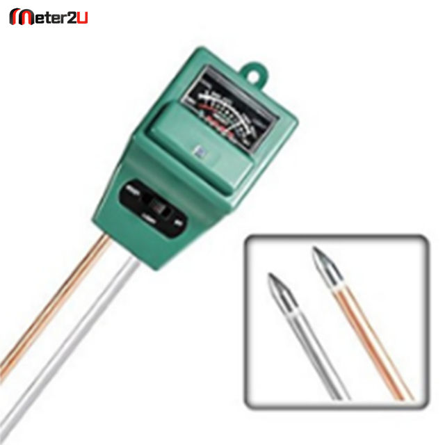 3 in 1 digital soil moisture meter