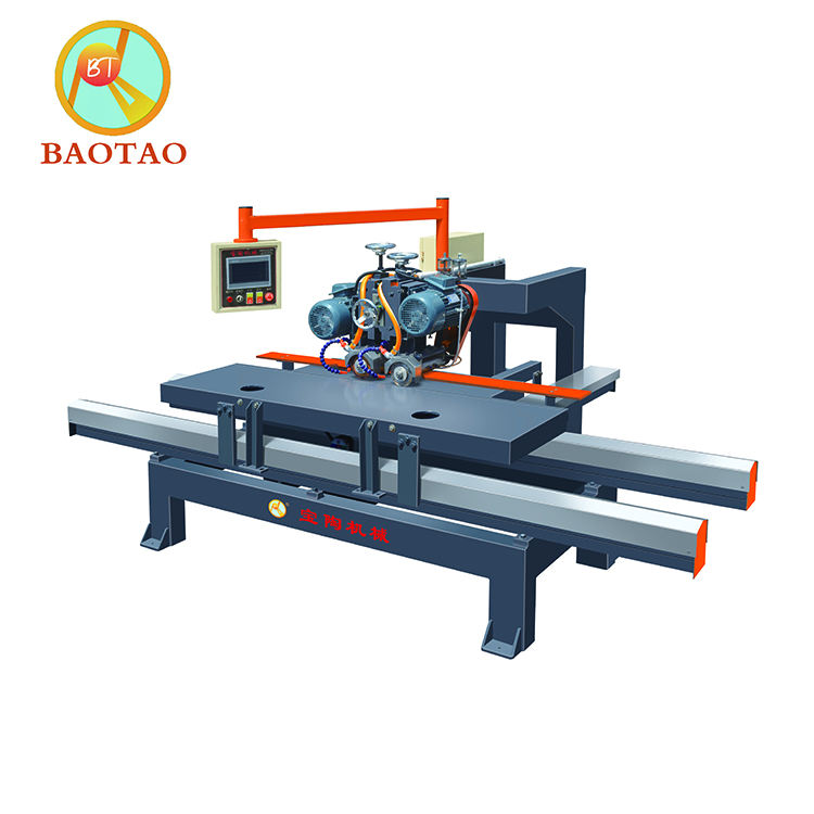 No Chipping Semi Auto Tile Cutting Machine for Big Porcelain Slab