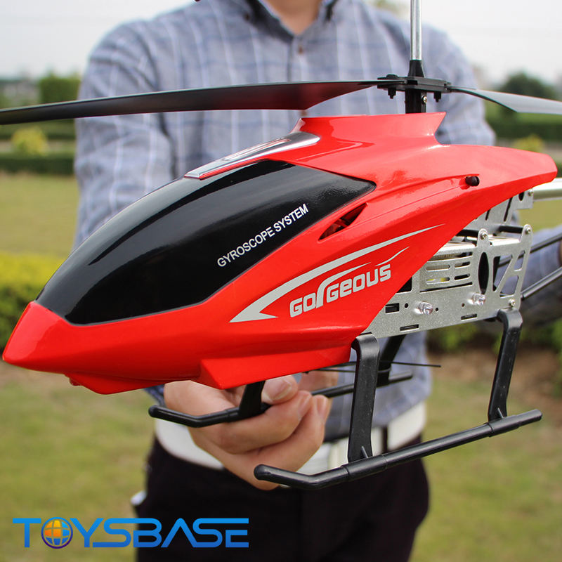 Big Flying Toys BR6508 130CM Size 3.5 channel 2.4GHz Gyro Outdoor Large RC Helicopter