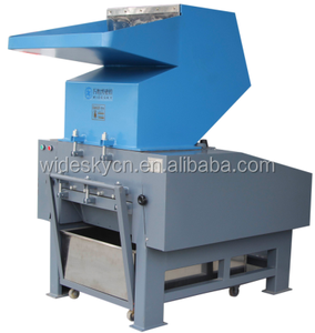 Afval plastic recycling machine/kleine plastic fles crusher/plastic crusher
