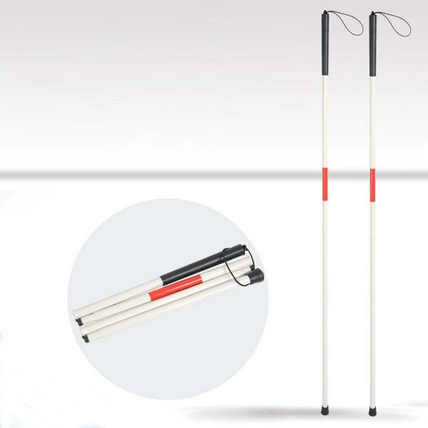 2017 new design cheap price adjustable blind walking stick