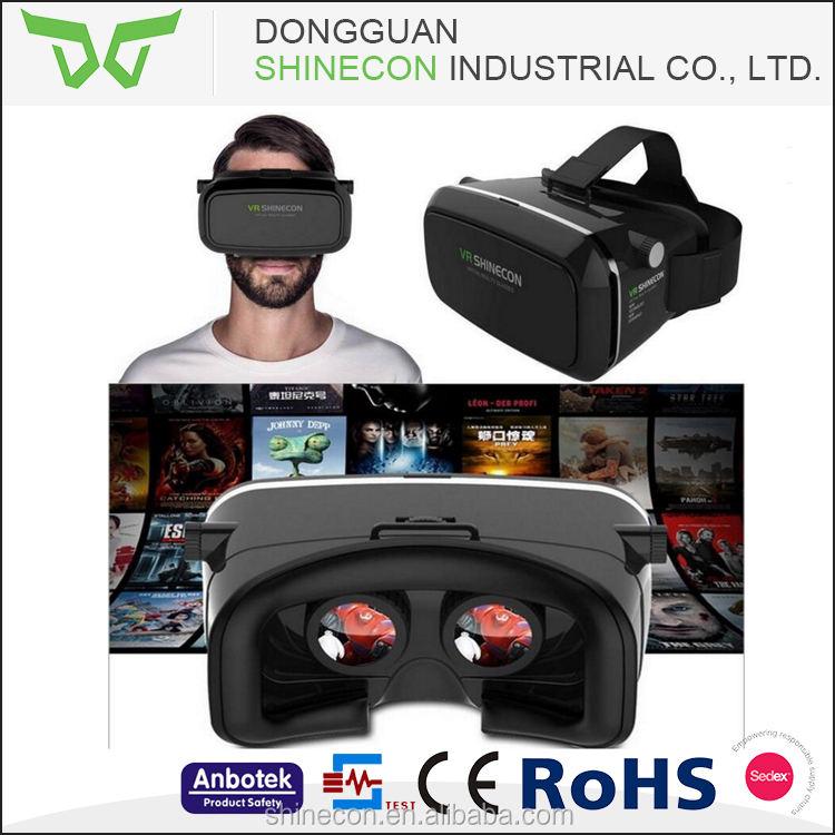 Fabrik direkt qualität vr shinecon 3d virtual reality helm, 3d vr gläser smartphone hd xnxx <span class=keywords><strong>film</strong></span> offene sex-video