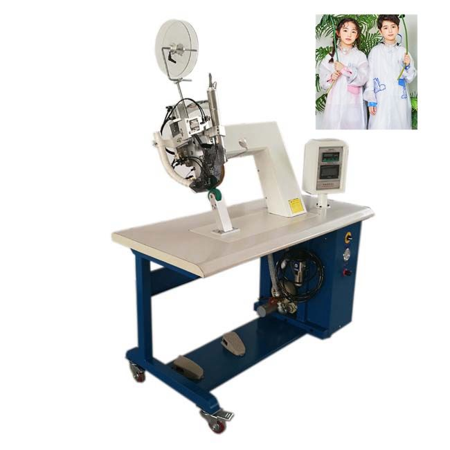 Hot air seam sealing machine made in china (for garment manufacturing machinery) for waterproof garments cloth