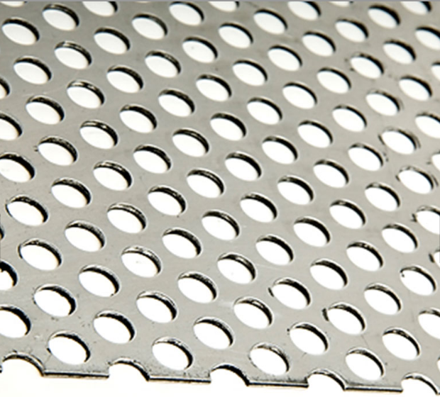 China gold supplier stainless steel perforated metal sheet/panel/plate for sound proofing