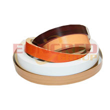 Factory Sale 3D PVC Edge Banidng, Office Desk PVC Edge Banding Tape, Cabinet PVC Edge Banding
