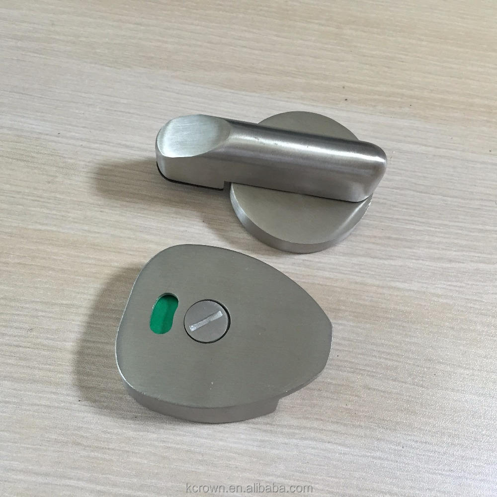 RB 862 Stainless Steel Indication Lock Toilet Partition Door Lock