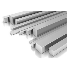 stainless steel rectangular and square bar and bars