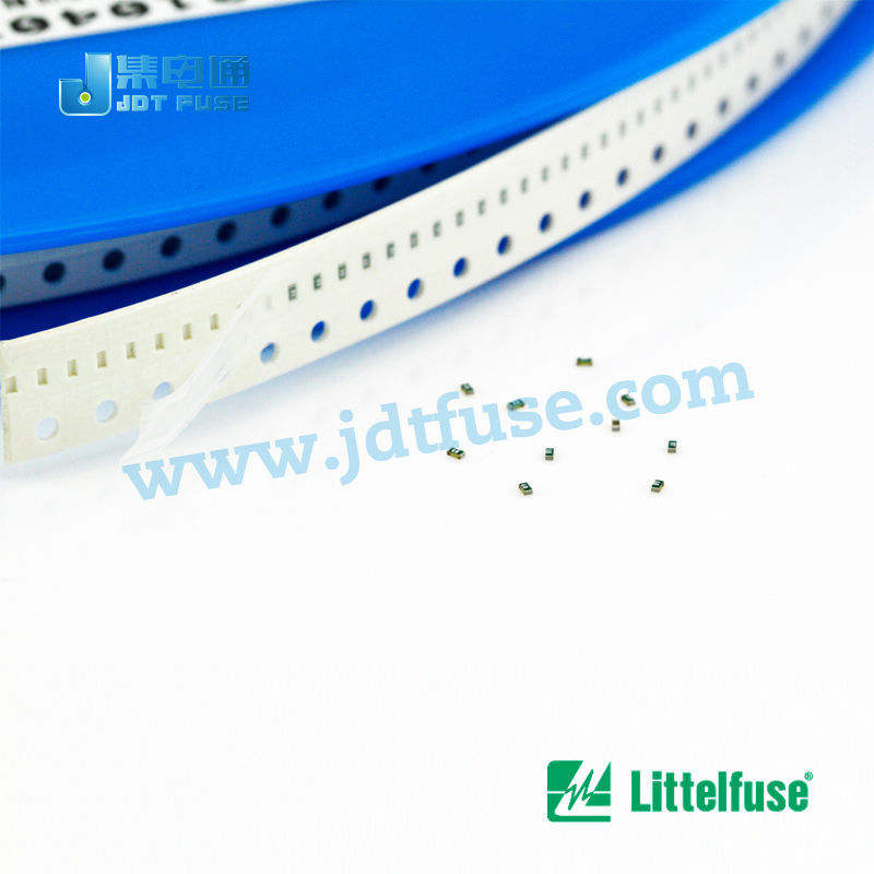 Littelfuse Pulse-Guarda PGB1010402KR Surface Mount Poliméricos a Descarga Eletrostática (ESD) Supressor