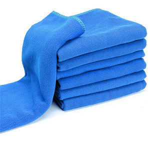 China Manufacturer 400gsm Microfiber Cleaning Cloth Cleaning Towel Car Wash Towel For Waxing Car