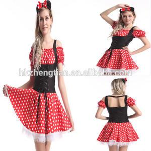 chinainstyles proveedor rmini ratón traje de fiesta de disfraces vestido de traje traje de adultos