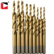 Logo Customization Hss Drill Bit Twist 2 Step HSS Subland 2 Step Twist Drill Bit